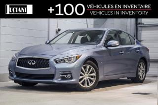 Used 2015 Infiniti Q50 4DR SDN AWD for sale in Montréal, QC