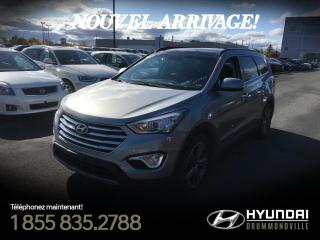 Used 2014 Hyundai Santa Fe XL LIMITED + AWD + GARANTIE + NAVI + TOIT ! for sale in Drummondville, QC