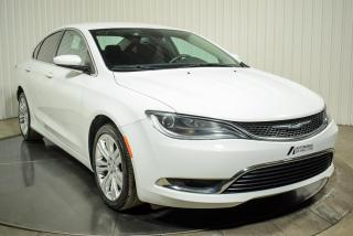 Used 2016 Chrysler 200 200 LIMITED NAV MAGS for sale in St-Hubert, QC