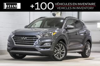 Used 2019 Hyundai Tucson Luxury AWD!! GPS , CAMERA 360 !! for sale in Montréal, QC