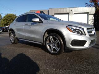 Used 2015 Mercedes-Benz GLA GLA 250 NAVIGATION TOIT PANORAMIQUE 4MATIC MAGS 19 for sale in St-Eustache, QC