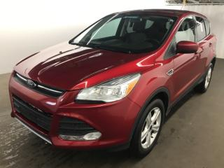Used 2016 Ford Escape SE 4WD CAMERA MAGS A/C SIÉGES CHAUFFANTS ECOBOOST for sale in St-Eustache, QC