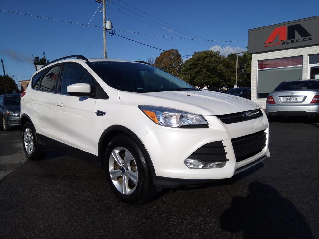 Ford St Eustache >> Used 2015 Ford Escape 4wd Navigation Toit Pano Cuir Mags