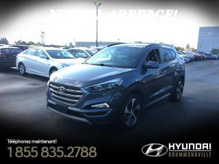 Used 2017 Hyundai Tucson SE + GARANTIE + AWD + TOIT + CAMERA !! for sale in Drummondville, QC