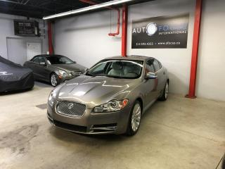 Used 2009 Jaguar XF XF LUXE AUTO,GPS,CAMÉRA,CUIR.TOIT for sale in Montréal, QC