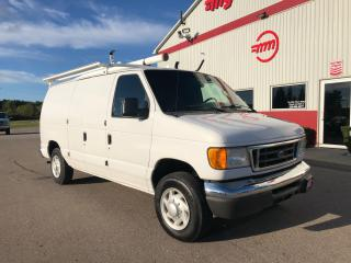 Used 2007 Ford Econoline Commercial for sale in Tillsonburg, ON