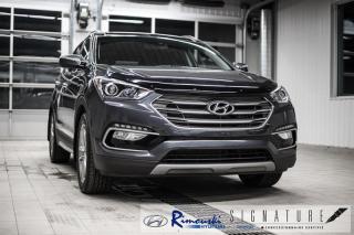 Used 2017 Hyundai Santa Fe Sport AWD 2.0T Limited chez RImouski Hyundai for sale in Rimouski, QC