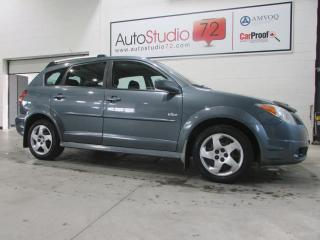 Used 2008 Pontiac Vibe **AUTO**A/C**CRUISE**GR.ÉLEC.** for sale in Mirabel, QC