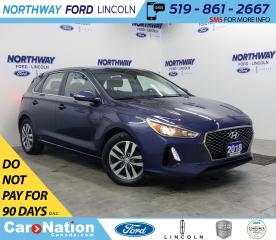 Used 2018 Hyundai Elantra GT GL | HTD SEATS+WHEEL | BACKUP CAM | USB+AUX | for sale in Brantford, ON