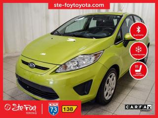 Used 2011 Ford Fiesta SE Climatiseur for sale in Québec, QC