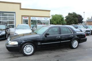 Used 2010 Mercury Grand Marquis LS Ultimate for sale in Brampton, ON