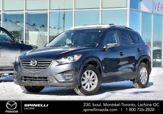 Used 2016 Mazda CX-5 GX MAZDA CX-5 GX 2016 for sale in Lachine, QC