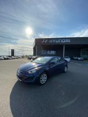Used 2015 Hyundai Elantra GL,A/C,CRUISE,BLUETOOTH,BANC CHAUFFANT for sale in Mirabel, QC