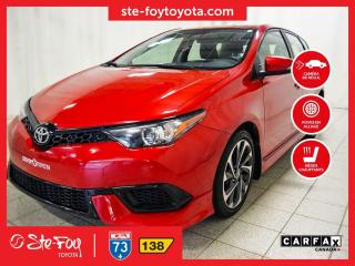 Used 2017 Toyota Corolla IM for sale in Québec, QC