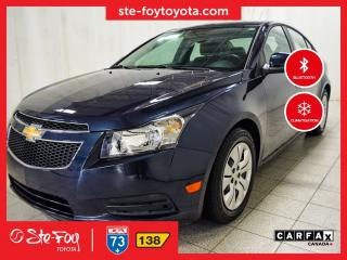 Used 2014 Chevrolet Cruze 1LT Climatiseur, Bas km for sale in Québec, QC