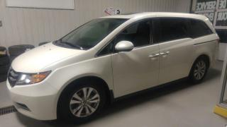 Used 2015 Honda Odyssey EX-L w/Navi for sale in Gatineau, QC