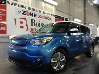 Used 2018 Kia Soul EV EV Luxury  31000KM CUIR GPS CHARGE RAPIDE !!! for sale in Blainville, QC