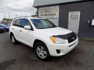 Used 2009 Toyota RAV4 ***AWD,AUTOMATIQUE,A/C,GROUPES ELECTRIQU for sale in Longueuil, QC