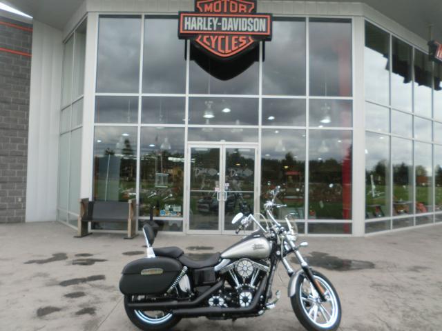 2015 Harley-Davidson Dyna FXDB Street bob