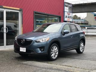Used 2015 Mazda CX-5 GT for sale in Coquitlam, BC