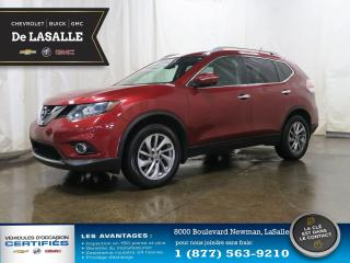 Used 2015 Nissan Rogue SL AWD CUIR TOIT for sale in Lasalle, QC