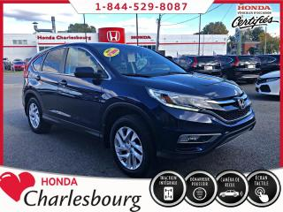 Used 2016 Honda CR-V SE AWD **AUCUN ACCIDENT** for sale in Charlesbourg, QC