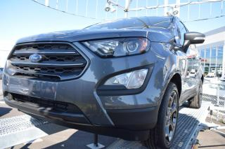 Used 2018 Ford EcoSport SES 4RM for sale in St-Eustache, QC