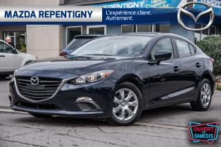 Used 2016 Mazda MAZDA3 4dr Sdn Auto GX Confort et Commodité for sale in Repentigny, QC