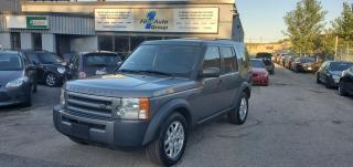 Used 2007 Land Rover LR3 SE for sale in Etobicoke, ON