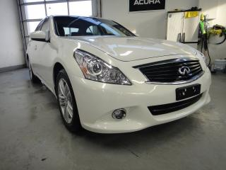 Used 2013 Infiniti G37 AWD,LOW KM,G37X,MINT CONDITION for sale in North York, ON