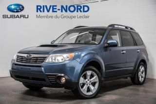 Used 2010 Subaru Forester 2.5XT Limited Turbo cuir-toit pano+++ for sale in Boisbriand, QC