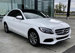 Used 2016 Mercedes-Benz C-Class C 300 berline 4 portes 4MATIC for sale in Trois-Rivières, QC