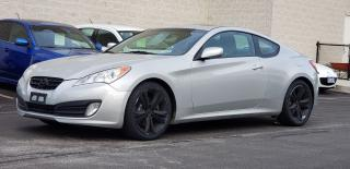 Used 2011 Hyundai Genesis Coupe Premium for sale in Mississauga, ON
