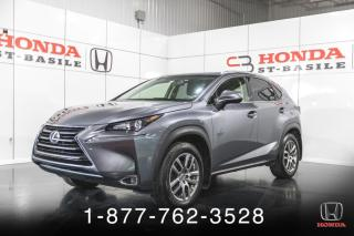 Used 2016 Lexus NX 200t NX 200T + GARANTIE + AWD + TOIT + VOLANT for sale in St-Basile-le-Grand, QC