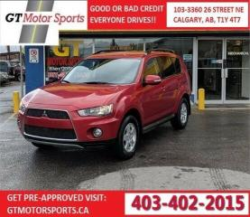 Used 2012 Mitsubishi Outlander LS for sale in Calgary, AB