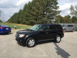 Photo of Black 2009 Ford Escape