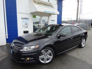 Used 2017 Volkswagen Passat CC Wolfsburg Edition for sale in Langley, BC