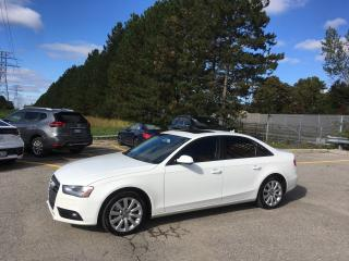 Used 2013 Audi A4 for sale in Scarborough, ON