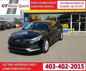 Used 2015 Hyundai Sonata 2.4L Sport for sale in Calgary, AB
