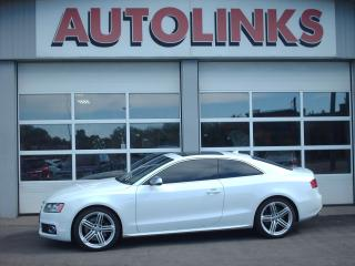 Used 2012 Audi S5 Premium  sunroof/navigation for sale in St Catharines, ON