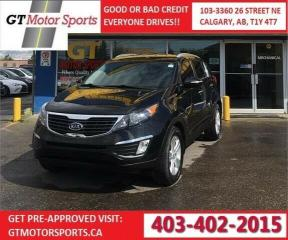 Used 2011 Kia Sportage EX for sale in Calgary, AB
