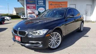 Used 2014 BMW 3 Series 328i xDrive Navi, Camera, No Accidents for sale in Mississauga, ON
