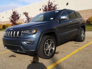 Used 2019 Jeep Grand Cherokee Limited / Panoramic Sunroof / GPS Navigation / Back Up Camera for sale in Edmonton, AB