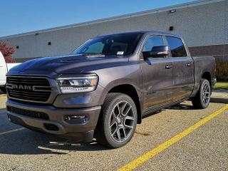 Used 2020 RAM 1500 Sport 4x4 Crew Cab / Panoramic Sunroof / GPS Navigation for sale in Edmonton, AB
