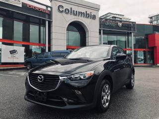 Used 2018 Mazda CX-3 Sport AWD - Local/Accident Free/No Dealer Fees/One Owner for sale in Richmond, BC