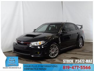 Used 2013 Subaru Impreza WRX STI|AWD|SPORT-TECH|TOITOUV|GPS|CUIR| for sale in Drummondville, QC