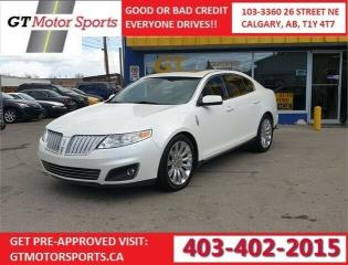 Used 2011 Lincoln MKS AWD for sale in Calgary, AB
