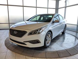 Used 2015 Hyundai Sonata 2.4L GL for sale in Edmonton, AB