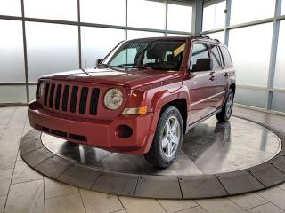 Used 2010 Jeep Patriot SPORT for sale in Edmonton, AB
