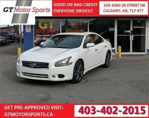 Used 2013 Nissan Maxima 3.5 SV for sale in Calgary, AB